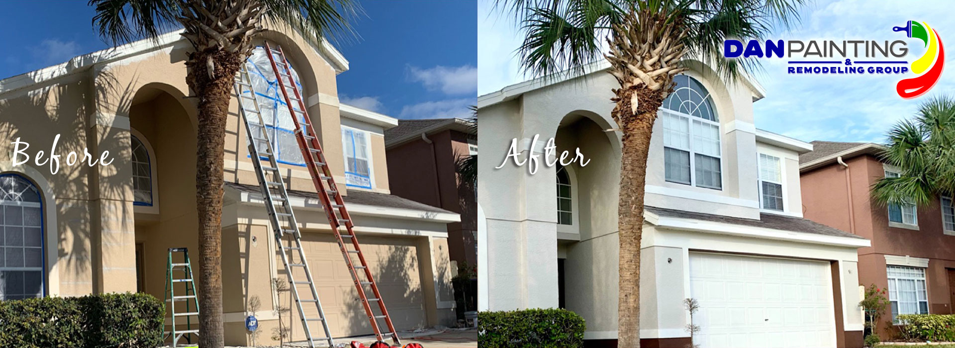 Residential Painting in Orlando and all state of Florida